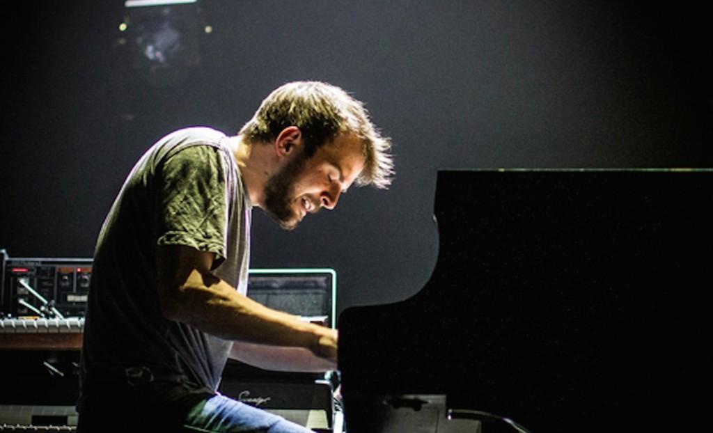 Nils Frahm + Chassol 02/06/2014 @ Villette Sonique 2014, Paris
