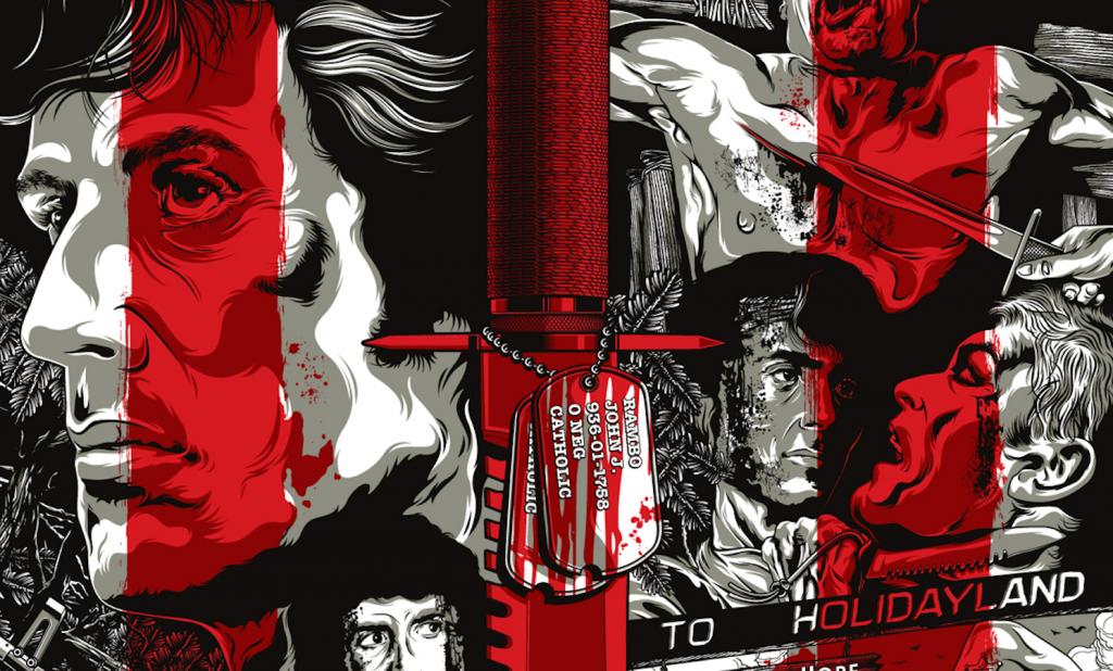 Rencontre : Anthony Petrie, l'art de l'affiche de cinéma contemporaine