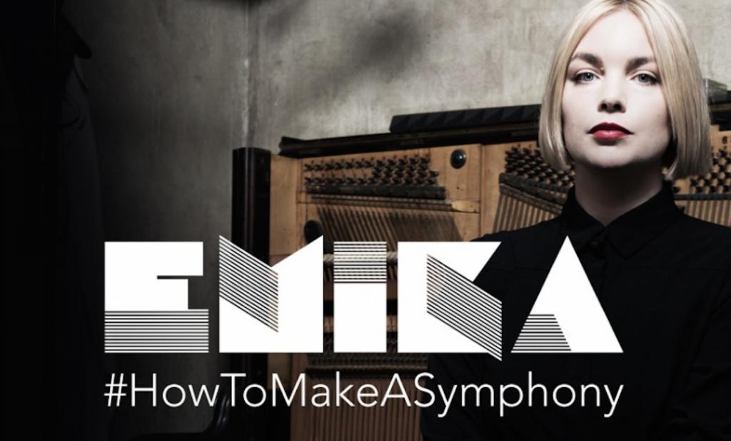 L'orchestre symphonique d'Emika n'attend que vous