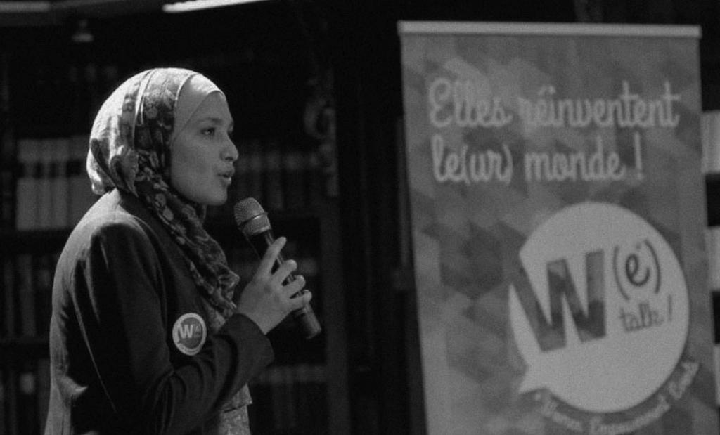 Interview : Esra Tat, cofondatrice de W(e)Talk