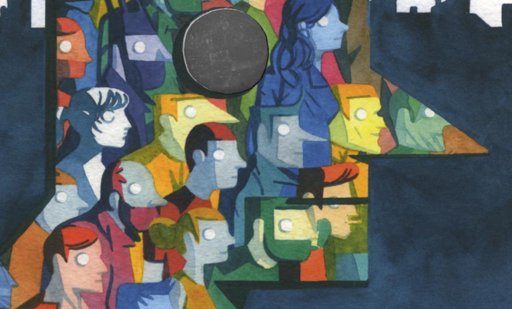 Victor Hussenot et Les spectateurs ordinaires