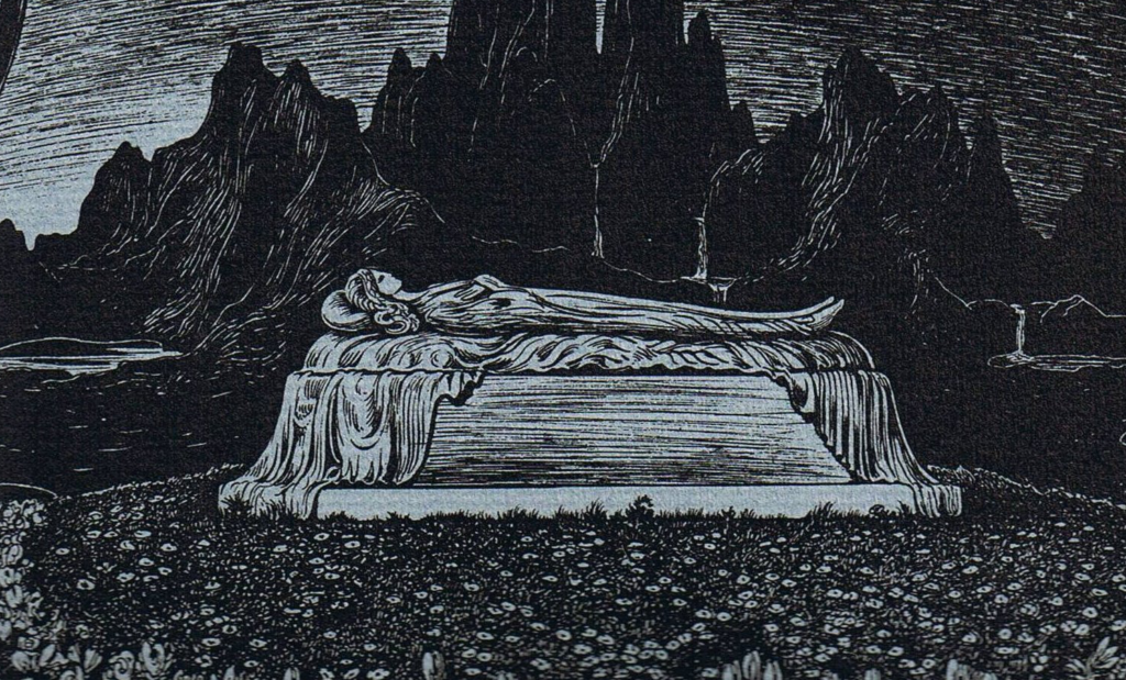 PLAYLIST : COME TO ME IN THE SILENCE OF THE NIGHT (CHRISTINA ROSSETTI)