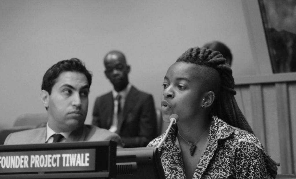 Interview : Ellen Chilemba, combattante pour les droits des femmes au Malawi